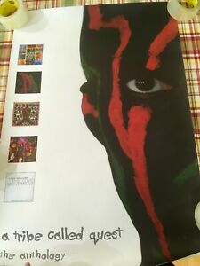 A Tribe Called Quest Limited Edition Numbered Poster RARE! rap hip-hop
