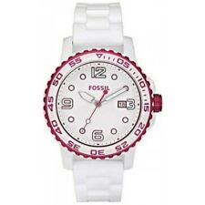 Fossil CE5014 Women's Watch White