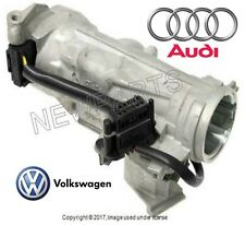 NEW Ignition Lock Housing with Ignition Switch and Wiring Harness for Audi & VW