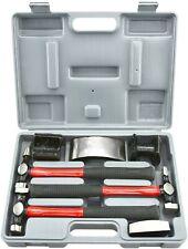 Neiko 20709A Heavy Duty Auto Body Hammer and Dolly Set - 7 Piece