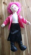 Kelly Osbourne Plush Doll