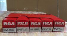 RCA 6CW5 EL86 Tubes