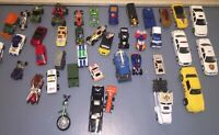 Diecast Metal Car, Truck And Vehicle Lot Of 40 Toys