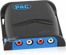 PAC LP7-4 L.O.C.PRO Series 4-Channel Line Output Converter with Remote Turn On