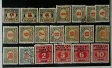 SLOVENIA AUSTRIA CROATIA Stamps Set - Mostly MH some Used - VF - r75e10770