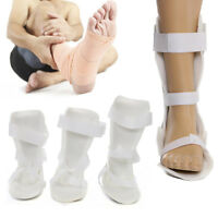 Ankle Brace Foot Drop Support Night Splint Fracture Sprain Injury Stabilizer