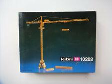 Kibri HO scale construction kit Tower Crane NIOB