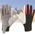Knight gloves Horse Gloves Sports Gloves Slip Resistant Riding Gloves Leather
