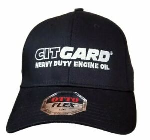 John Hunter Nemechek Front Row Motorsports Citgard Flex Hat L/XL NASCAR