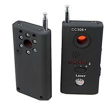 Hidden Camera GPS Anti Spy Signal GSM Audio Bug Finder Lens RF Tracker Detector
