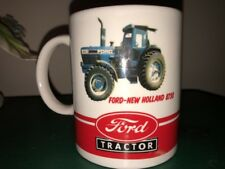 Ford Tractor New Holland 8730 Coffee Mug Cup 10 Oz Official Licensed