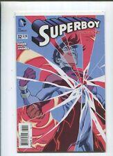 Superboy #32 New 52  Kuder Jimenez  Unread New / Near Mint  MD1