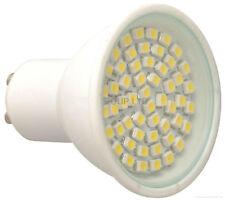 AMPOULE SMD-LED GU10, 3W=35W, 230V, 3000°K, 120°, 260LM, DIAMETRE 50