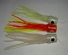 3 New Big Game Smoker Trolling Fishing Lures Bait 9""