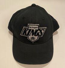Vtg LOS ANGELES LA Kings SnapBack Hat CCM GREEN UNDERBRIM NWA EAZY E Vintage