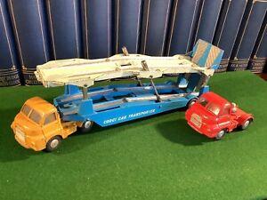 corgi carrimore car transporter
