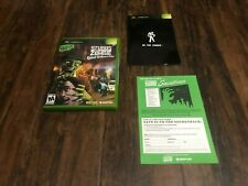 NO GAME Original Xbox Stubbs the Zombie Cover Manual Ad (Xbox) Adult Humor