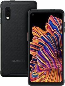 Samsung Galaxy Xcover Pro Dual SIM 64GB Black Sim free (Unlocked) UK Smartphone