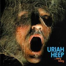 URIAH HEEP - VERY EAVY VERY UMBLE - CD NEW SEALED 2003