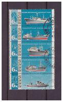 Sowjetunion, Fischereischiffe MiNr. 3326 - 3330, 1967 used