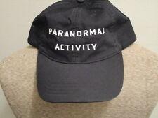 Paranormal Activity Adjustable Strap Baseball Cap by Headmost