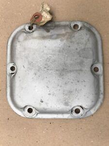Prewar Rolls Royce Gearbox Cover Plate