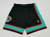 Mitchell & Ness NBA Men's Vancouver Grizzlies Swingman Throwback Shorts