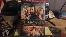 The King Maker - DVD - Brand New - With Free First Class Shipping!