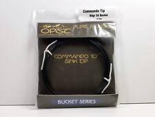 Opst Pure Skagit Commando Sink Tip - 10 Foot, 80 Grain S6 Bucket - New
