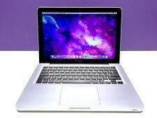 Apple MacBook Pro 13 inch Laptop Pre-Retina  3 Year Warranty / 500GB / OSX-2015