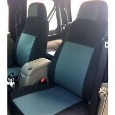Jeep Wrangler 2005 neoprene Full Set front rear custom seat cover Charcoal FS05C