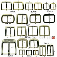 """Mix New Assorted Belt Buckles 1""""-1.25""""- 1.5"""" INCH Choose Any Style"""