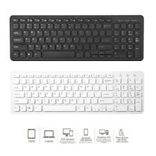Universal Slim Keyboard for Android Windows iOS Tablet PC Laptop Notebook Keypad