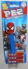 MARVEL  Pez Dispenser  SPIDERMAN   [carded]