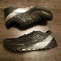NEW BALANCE Summit Trail K.O.M GTX Gore Tex Hiking Shoes Mens 10 MTSKOMGT Black