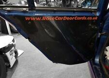 2x HONDA CIVIC EG Lightweight Carbon Effect Door Card Panels * Trace Race Car