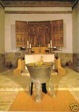 AK, Norderbrarup, Ev-luth. Kirche St. Marien, Innenansicht 1, um 1990
