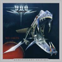 U.D.O. - NO LIMITS (RE-RELEASE+BONUS) CD 18 TRACKS HARD & HEAVY/HEAVY METAL NEW!
