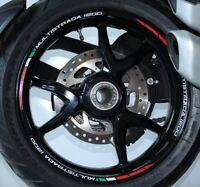 Kit Profili Adesivi Per Ruote - Ducati Multistrada 1200