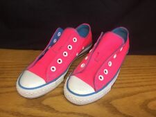 (CP) Converse All Stars Ultra Low Top Hot Pink Unisex Shoes US Womens Size 4