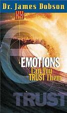 Life On The Edge Emotions: Can You Trust Them? by Dobson, Dr. James