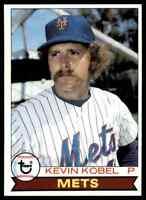 1979 TOPPS SET BREAK KEVIN KOBEL NEW YORK METS #21