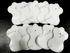 `Electrode Pads for Digital Massage / TENS / Electronic Physiotherapy / Snap-on