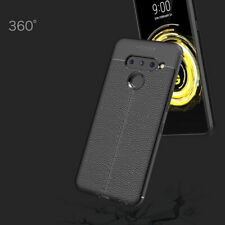 For LG G8 ThinQ Case G7 G6 Q6 Ultra Thin Rubber Slim Soft Shockproof Back Cover
