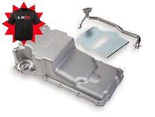 Holley 302-2 LS Engine Swap Oil Pan LS1 LSx LS2 Camaro Nova front clearance  LS6