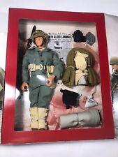"""Ourwar Salut Toys WWII German Wehrmacht Machine Gunner 3.75/"""""""
