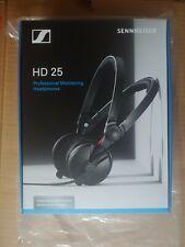 SENNHEISER HD 25 II PROFESSIONAL MONITORING CLOSED EAR HEADPHONES. ***BRAND NEW
