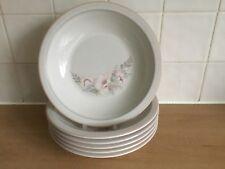 Denby Tivoli 6 x 21 cm Rimmed Bowls