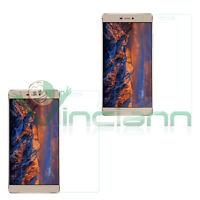 2X Pellicola display TRASPARENTE per Huawei Ascend P8 protezione schermo
