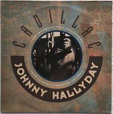 JOHNNY HALLYDAY CADILLAC MAXI 45 TOURS 4 TITRES 875417-1 (1990)
